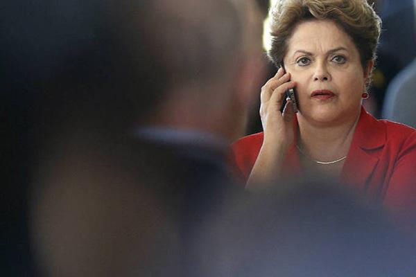 Dilma Telefône Lula