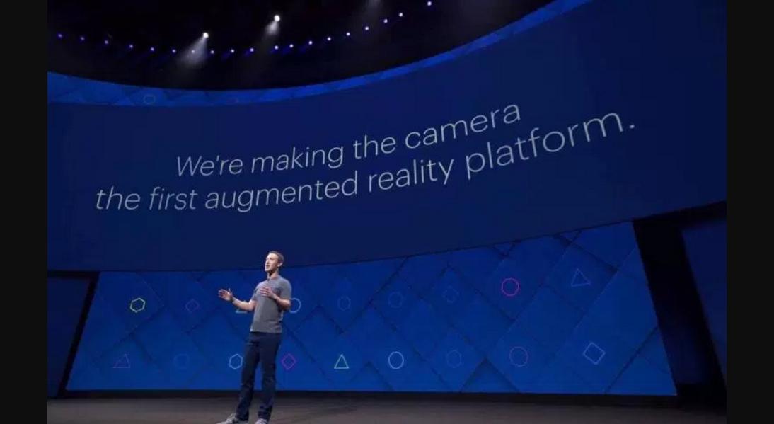realidade aumentada no facebook developer
