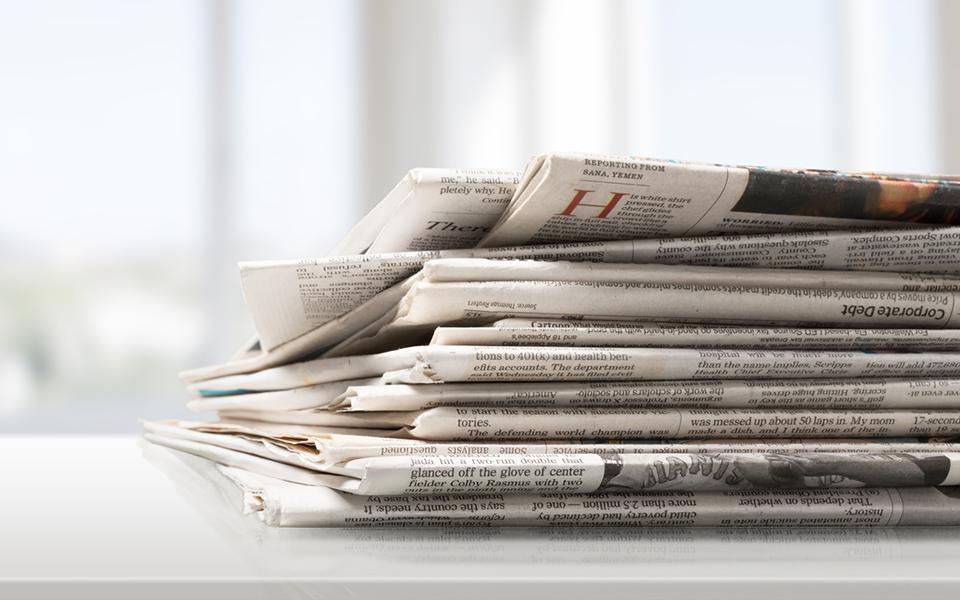 jornais bloqueados nos EUA por conta da nova lei
