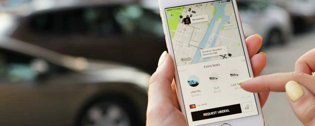 Uber mostra itinerário de ônibus e permite comprar as passagens
