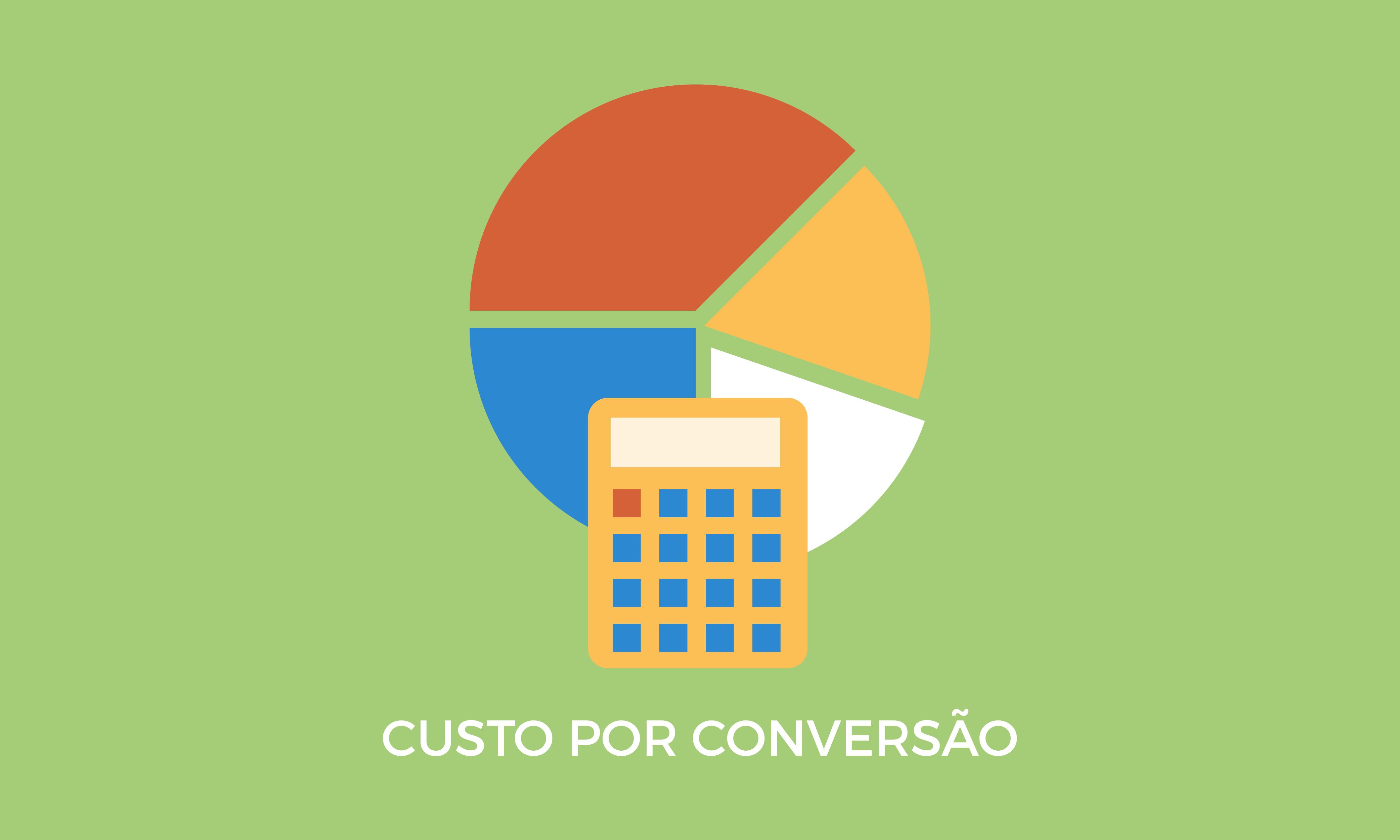 O que é custo por conversão?