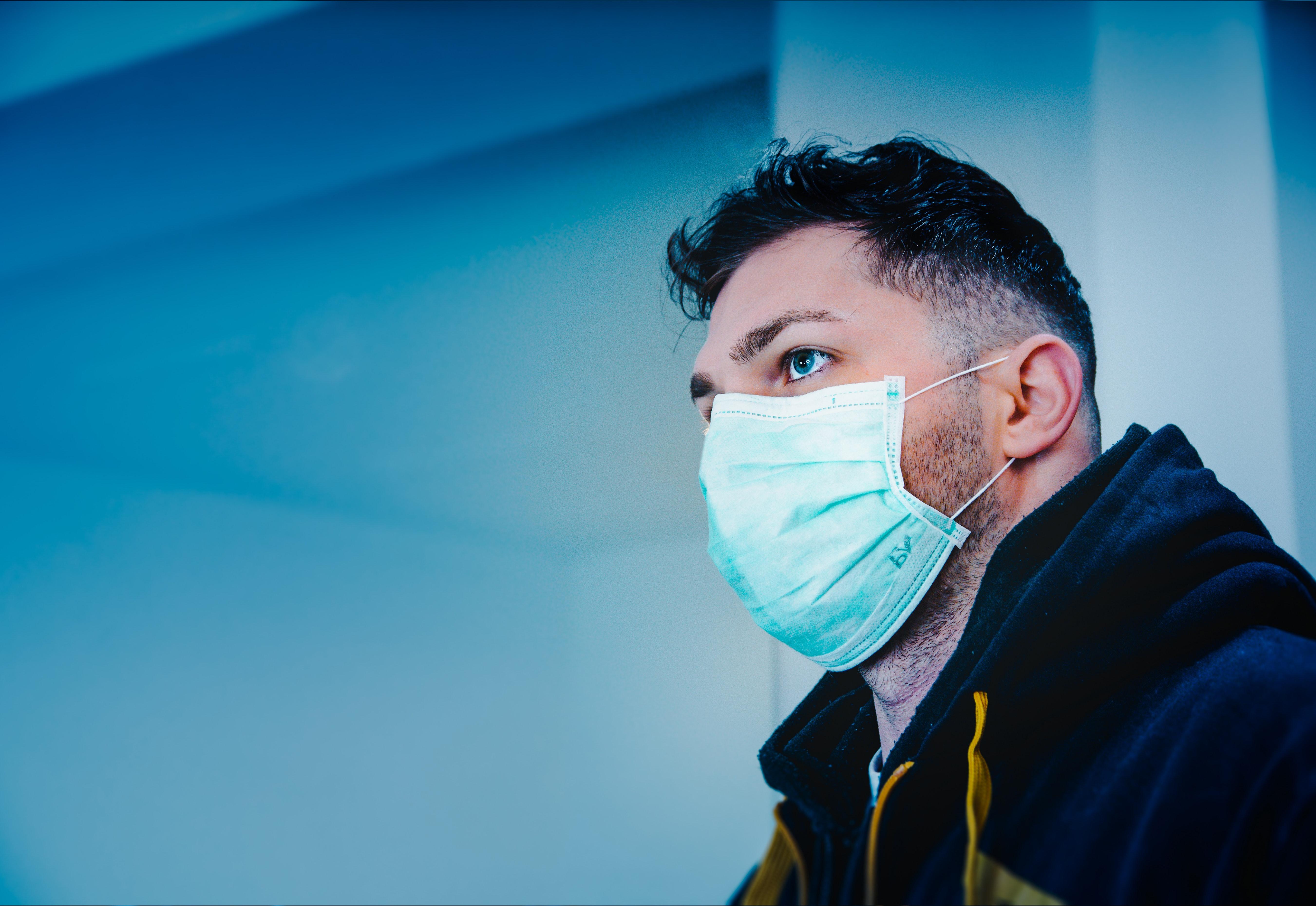 Uso obrigatório de máscara e o reconhecimento facial