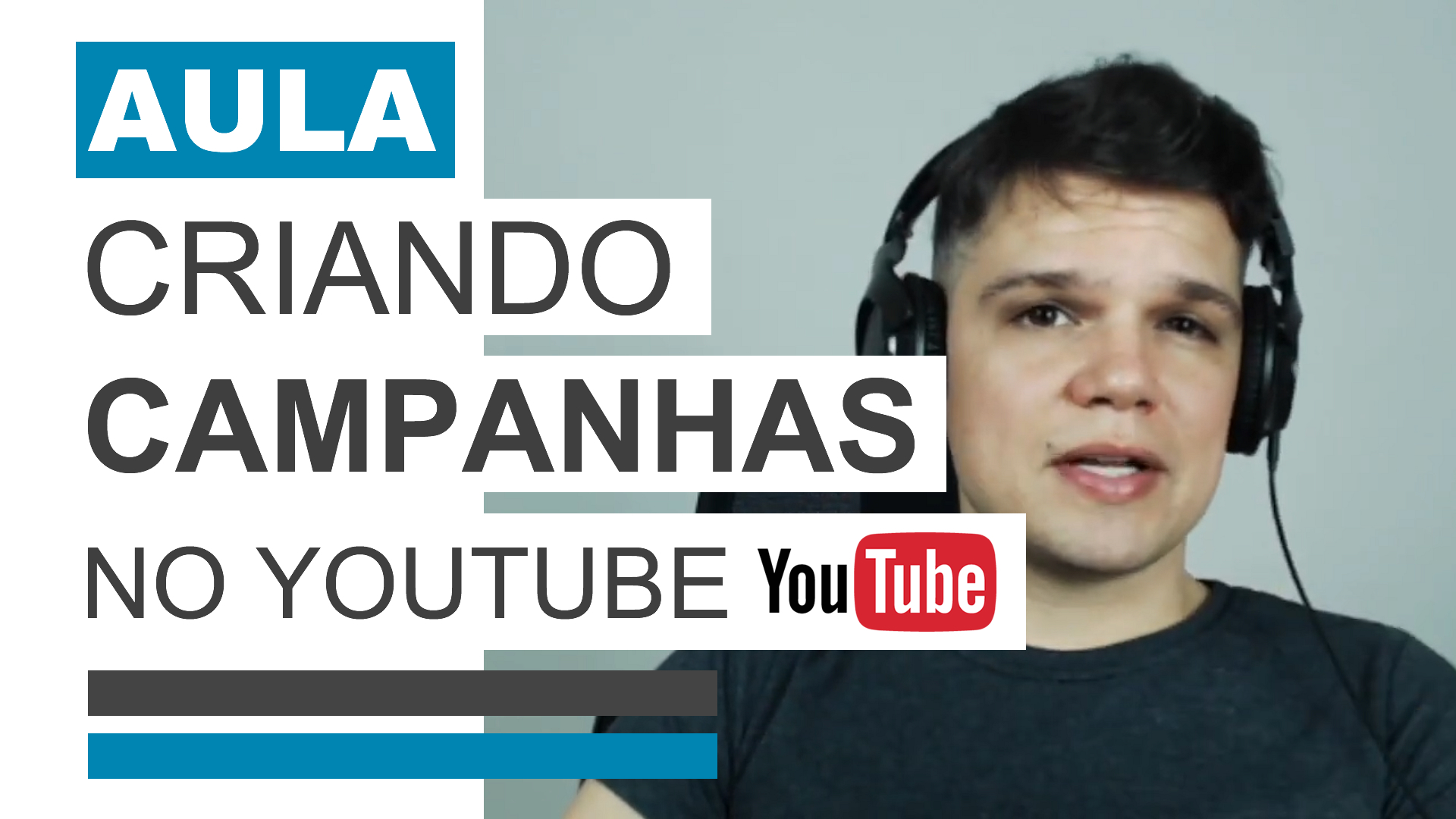 [Google Ads #1 - AULA] Criando campanha no Youtube